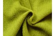 kabátovka vařená vlna limetková