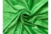 velur 87 zelený