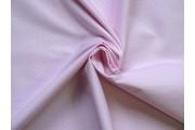 bavlněná látka 45 růžová s puntíky