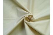 bavlněná látka 35 písková s puntíky