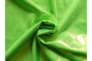 flitrová látka neonově zelená