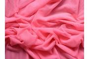 elastický tyl avatar neonově růžový