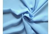 žoržet blankytně modrý