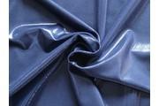 flitrová látka tmavě modrá