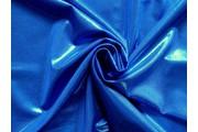 flitrová látka modrá