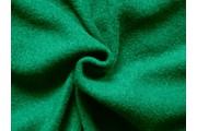 kabátovka vařená vlna smaragdová