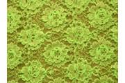 krajka Clara zelená