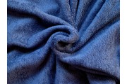 coral fleece 153 tmavě modrý