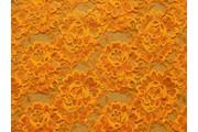 krajka Clara oranžová