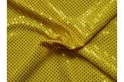 Pailetes 11 žlutá