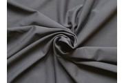 bavlněný úplet 111 černý