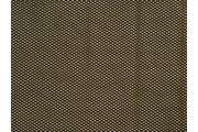 Podšívky - černá elastická síťovina