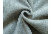 kabátovka vařená vlna šedá