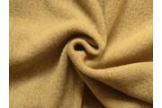 kabátovka vařená vlna béžová