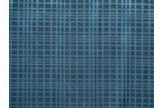 košilová látka 9850 modrá kostečkovaná