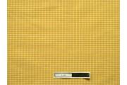 košilová látka 9850 žlutá kostečkovaná