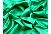 hedvábí 8240 tyrkysová zelená