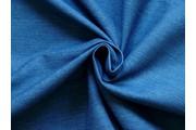 tmavě modrá elastická riflovina 9967 s proužkem
