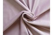polyesterový samet starorůžový