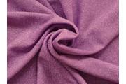 společenská látka s glittery 22 purpurová