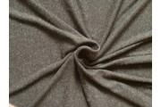 žebrovaná pletenina 1009 antracitová