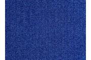 Společenské látky - společenská látka s glittery 5 modrá