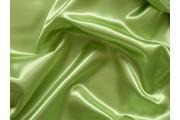 satén 242 zelenkavý