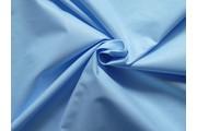 bavlněná látka na roušky světle modrá