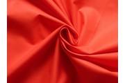 bavlněná látka červená
