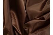 satén 186 tmavě hnědý