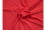 červený šifon 1956 plumeti