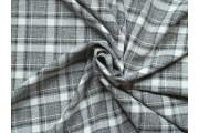 Šatovky - smetanová šatovka 1973 černá kostka