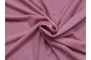 růžová společenská látka 27 s růžovými glittery