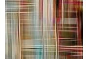 hedvábná šatovka 2042 růžové pruhy