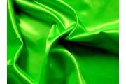 satén 250 světle zelený