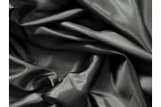 saténová podšívka černá