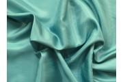 acetátová podšívka 419 tyrkysově modrá