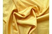 acetátová podšívka 1033 zlatá žlutá