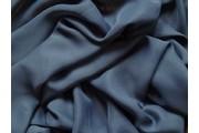 šifon 107 tmavě modrý