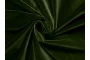 lahvově zelený samet II.j