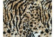 kožešinová kabátovka 2148 zvířecí vzor