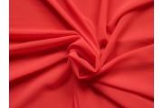 šifon 166 červený