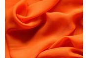 šifon 220 oranžový