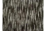 pletenina 2436 šedé proužky