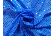 flitrová látka 15 královsky modrá