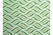 brokát 4 zelený
