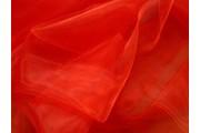 organza 18 červená