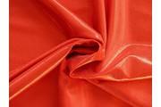 flitrová látka červená