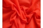 elastický tyl scintila červený