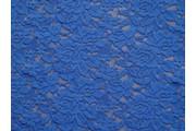 elastická krajka 26 modrá